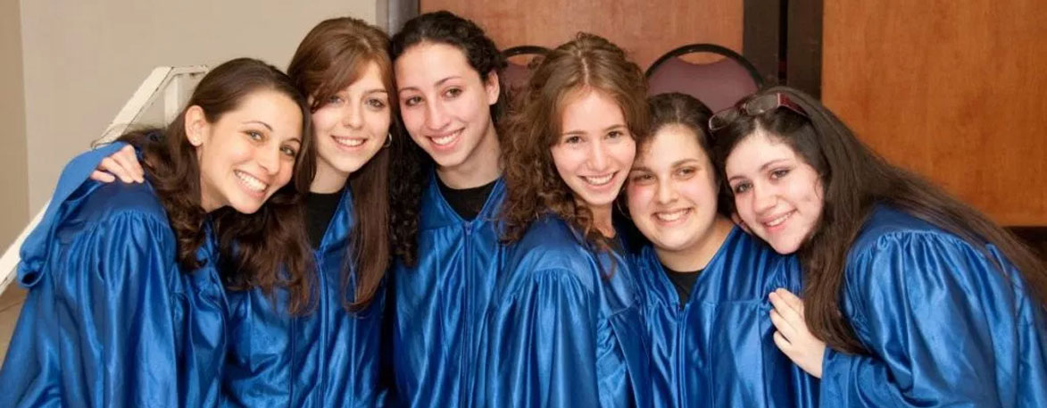 Lubavitch Girls High School Students